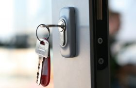Steel security doors Melbourne